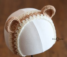 Bandanas, Crochet Clothes, Crochet Hats, Baby Bonnets, Crochet For Kids, Baby Kids, Baby Shoes, Beanie, Kawaii