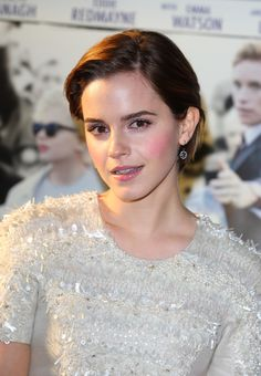 Emma Watson  - MarieClaire.com