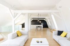 Attic Conversion by f+f