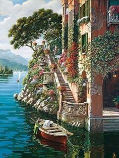 Lake Como: Lago di Como Show Prices! Places Around The World, The Places Youll Go, Places To See, Around The Worlds, Dream Vacations, Vacation Spots, Lac Como, San Diego Little Italy, Beautiful World