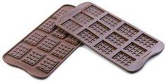Molde para bombones Tableta - El Dulce de Pau #moldesbombones #moldesparabombones #moldesparachocolote #moldesdereposteria #moldesreposteria