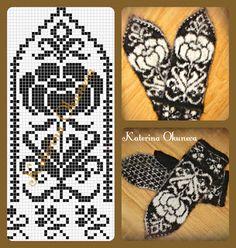 .mønsteret kan bruges til sokker