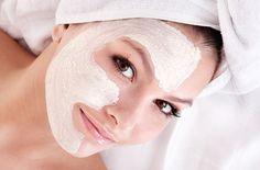 Φυσική μάσκα προσώπου για βαθιά ενυδάτωση