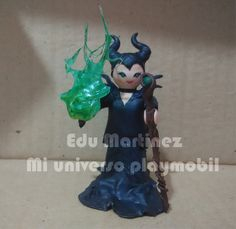 Malefica terminada version playmobil