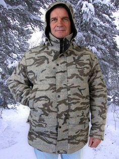 Wool hunting coat. F&S. http://www.fieldandstream.com/files/photo/23/08_01.jpg