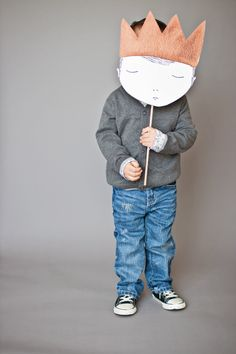 #memobaby Bas les masques !  Le petit prince - photo par Nathalie Lopez.