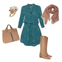 My first Polyvore outfit! Can I always shop like this?