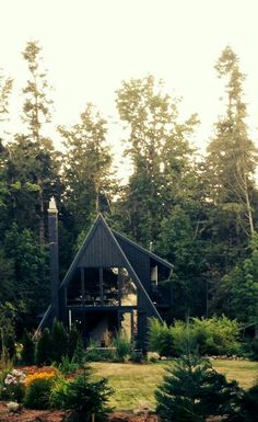 Green Style A Secluded Cabin To Get Away From It All I