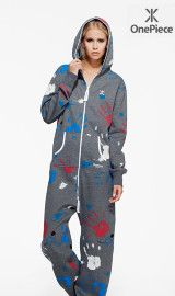 OnePiece™ - the original adult onesie has become extremely popular with celebrities across the globe. The guys in One Direction loves OnePiece™ and we decided to do a design together with Harry, Louis, Zayn, Niall