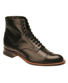 Allen Edmonds Dalton Cordovan Boots 0181 Burgundy Genuine