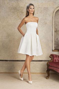 #krótka #dress #suknia #kieszenie