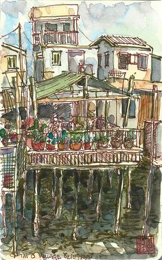 Stilt Houses @ Tai O fishing Village | Flickr - Photo Sharing!