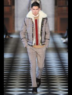 Tommy Hilfiger Collection Fall/Winter '13-'14.