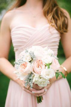 Bridesmaid bouquet: http://www.stylemepretty.com/california-weddings/rancho-santa-fe/2015/03/06/romantic-meets-rustic-backyard-wedding/   Photography: Vis - http://visphotography.com/