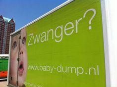 Baby dumpen? (via Tamara den Hartog)