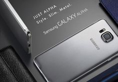 Samsung broke the mold when it announced the Galaxy Alpha last month, the first smartphone in the company's portfolio to ditch the familiar plastic chassis in favor of a metallic frame. Samsung said the phone would be offered in the US this month and today, they revealed... http://maxonlinestores.org/?p=2846
