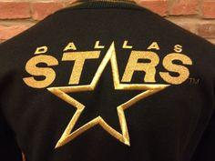 Dallas Stars Hockey Wool Lettermans Jacket Hat Book Youth Inaugural Year 93/94 | Sports Mem, Cards & Fan Shop, Fan Apparel & Souvenirs, Hockey-NHL | eBay!