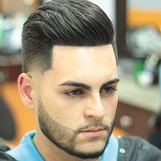 #haircuts #hairstyles #barbers                                                                                                                                                     Más