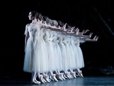 The Royal Ballet's Giselle | Patrick Baldwin