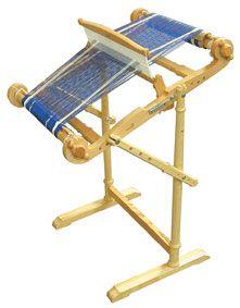 """32"""" Kromski Harp rigid heddle loom stand"""