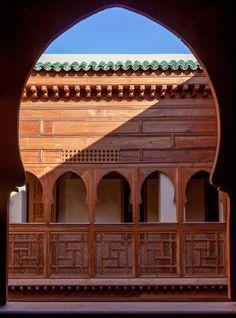 oualalou + choi completes restoration of four caravansérails of fez medina