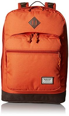 Burton Big Kettle Backpack Burnt Ochre *** Check out this great product. This is an Amazon Affiliate links.