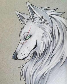 Undertaker as wolf