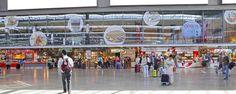 Rubenbauer restaurants at #Munich #Hauptbahnhof #München Hauptbahnhof