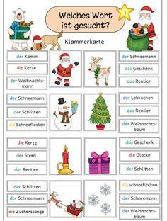 perfekt weihnachten klassenzimmer deutsch lernen. Black Bedroom Furniture Sets. Home Design Ideas