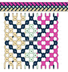 Friendship Bracelet Patterns friendship bracelet patterns bangers sausage house and beer garden - House & Garden Floss Bracelets, Diy Bracelets Easy, Summer Bracelets, Bracelet Crafts, Woven Bracelets, Ankle Bracelets, String Bracelets, String Friendship Bracelets, Diy Friendship Bracelets Patterns