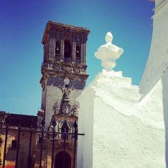Arcos de la Frontera en Cádiz, Andalucía