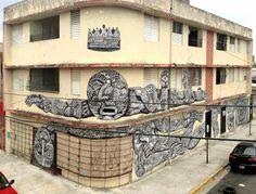 Zio Ziegler #uniquestreetart #greatstreetartists #freewalls #graffitiart #art #urbanartists #streetart #zioziegler