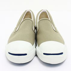 CONVERSE : Jack Purcell Slip-on (Made in U.S.A.)