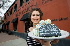 Oilers-themed treats, drinks and flowers big sellers for Edmonton-area businesses Distillery, Treats, News, Cake, Sweet Like Candy, Goodies, Kuchen, Sweets, Torte