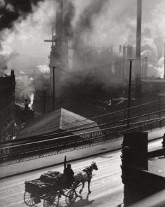 The Smoky City - Pittsburgh