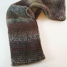 I love the tunisian simple stitch. It makes a perfect scarf :) #crochet #bhooked #crocheting #crochetersofinstagram #crochetaddict #happyhooker #crocheters #instacrochet #crocheteveryday #yarn #yarnporn by bhooked