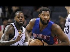 Detroit Pistons vs Memphis Grizzlies  Full Game Highlights | April 9 2017 | 2016-17 NBA Season