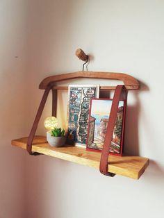 DIY wardrobe - learn how! - Madness of decoration- DIY wardrobe – learn how! Handmade Home, Diy Home Crafts, Diy Home Decor, Repurposed Furniture, Diy Furniture, Diy Coat Rack, Diy Wardrobe, Wall Decor, Room Decor
