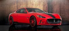 MANSORY Maserati : GranTurismo/S