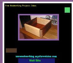 Free Woodworking Projects Ideas 180245 - Woodworking Plans and Projects!