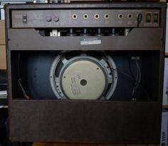 Acoustic 164 E-Gitarren-Röhrenverstärker, Combo, Amp, ähnl. Mesa in Dortmund - Dortmund-Innenstadt-West   Musikinstrumente und Zubehör gebraucht kaufen   eBay Kleinanzeigen
