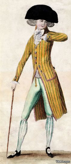 great article on the history of the coat