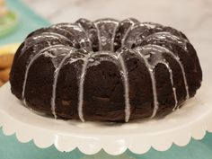 Get this delicious and easy-to-follow Chocolate Beet Bundt Cake recipe at Food Network.