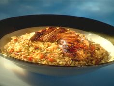 BBQ Pork Fried Rice Recipe : Guy Fieri : Food Network - FoodNetwork.com