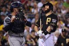 Aug. 9, 2014 — Padres 2, Pirates 1 (Photo: Christopher Horner | Trib Total Media)