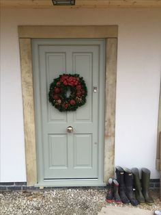 4 Panel, Victorian style front door from Cheshire Joinery Ltd