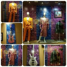 Outfits and guitars