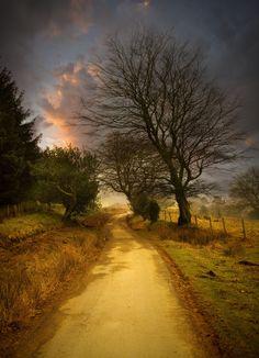 Into the sunset.... by Jem Salmon, via 500px