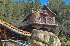 Home made of TILE  near  Hervas SPAIN