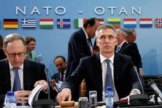 Britain, Germany and the United States advanced plans on Tuesday to spearhead a new NATO force on Russia's border from next year, and Russian President Vladimir Putin ordered snap checks on combat readiness across his armed forces.